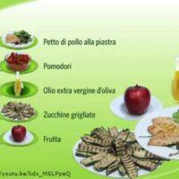 Dieta per dimagrire fino a 8 Kg in una settimana