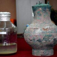 """""""Elisir dell'immortalità"""" scoperto all'interno di vasi cinesi di duemila anni"""