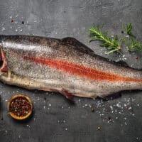 Pesce da mangiare in gravidanza: quali preferire