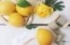 Le proprietà del succo di limone: gli usi in ambito estetico e per le pulizie domestiche