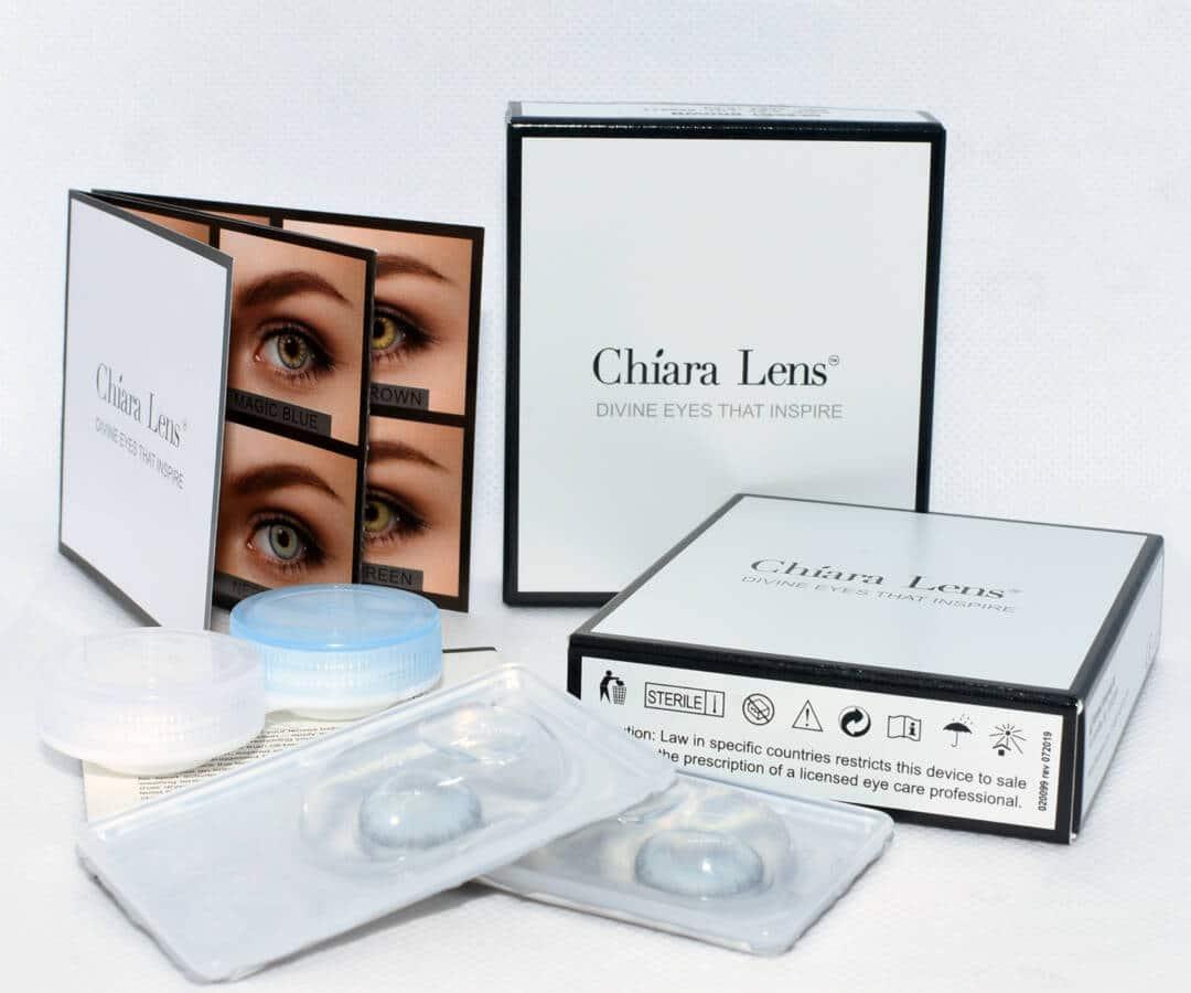 chiara lens lenti a contatto colorate
